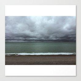 weather colors Canvas Print