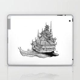 Snail Temple Laptop & iPad Skin