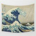 The Great Wave off Kanagawa by palazzoartgallery