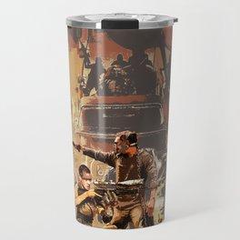 Max and Furiosa Travel Mug