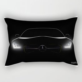 OM CONCEPT  Rectangular Pillow