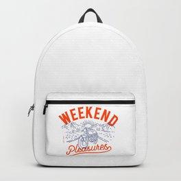 weekend pleasures Backpack