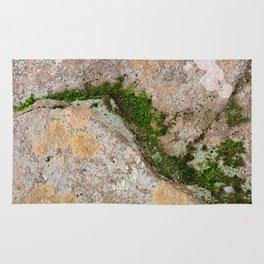 Yin Yang Moss Stone Rug