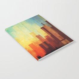 Urban sunset Notebook