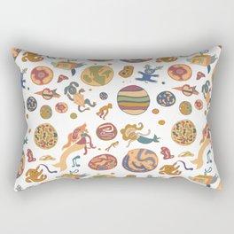 The Cosmos Rectangular Pillow