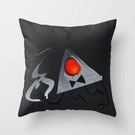 i'll be watching you! Throw Pillow