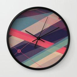 Shockwave Wall Clock