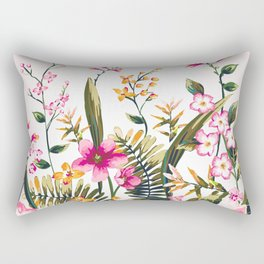 Flowers -a100 Rectangular Pillow