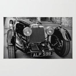 ASTON MARTIN 1933 Rug