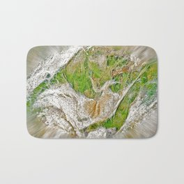 Ocean Grass Bath Mat