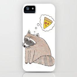 Pizza Dreams iPhone Case
