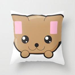 VectPup Throw Pillow