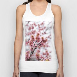 The First Bloom Unisex Tank Top