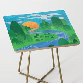 The Valley Side Table