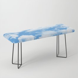 Sky's the limit. Bench
