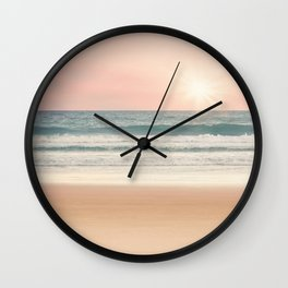 The breath of life Wall Clock