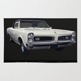 1966 Pontiac GTO Convertible Rug