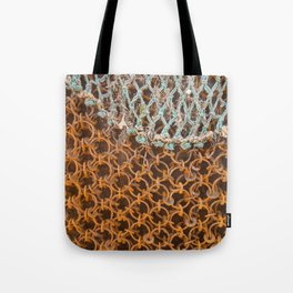 texture - connections Tote Bag