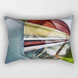 Delirio Rectangular Pillow