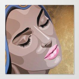 Songe Divin  Canvas Print