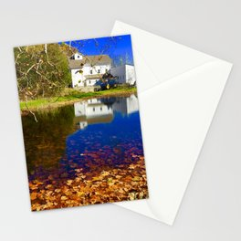 Bright Fall Day Stationery Cards