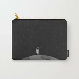 Tiny Little Spaceman Carry-All Pouch