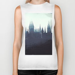 Harry Potter - Hogwarts Biker Tank