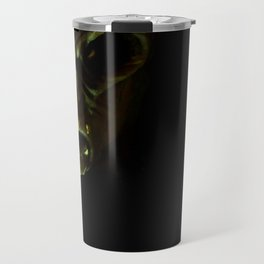 Alien in Darkness Travel Mug