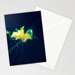 Sunshine Jellyfish Stationery Cards