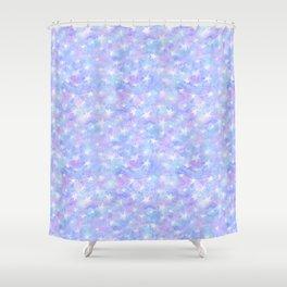 Twinkle stars Shower Curtain