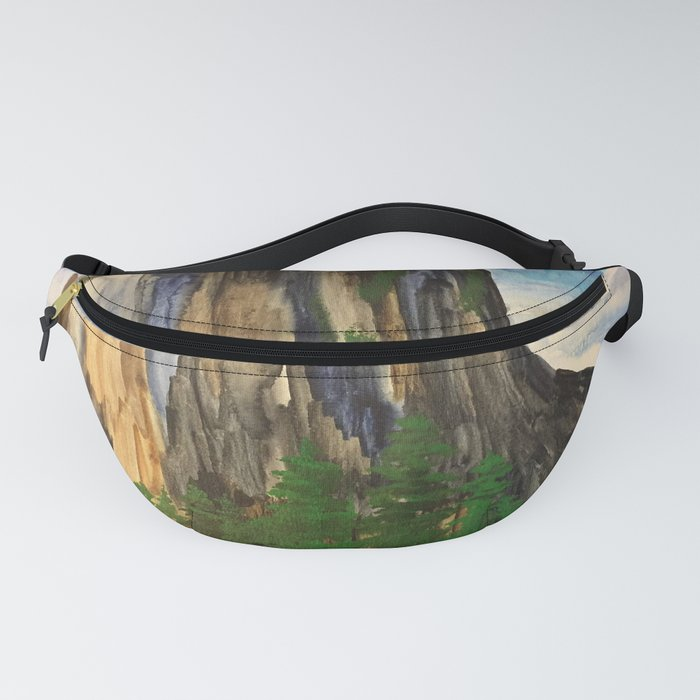 A climbers high Fanny Pack