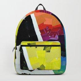 Dark and Light Backpack