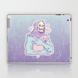 Skeletor's Cat Laptop & iPad Skin