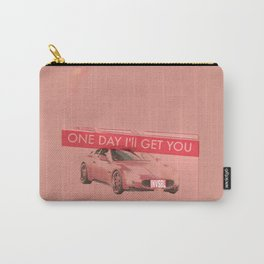 INVSBL: one day i'll get you Carry-All Pouch
