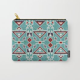 Native American Navajo pattern Carry-All Pouch