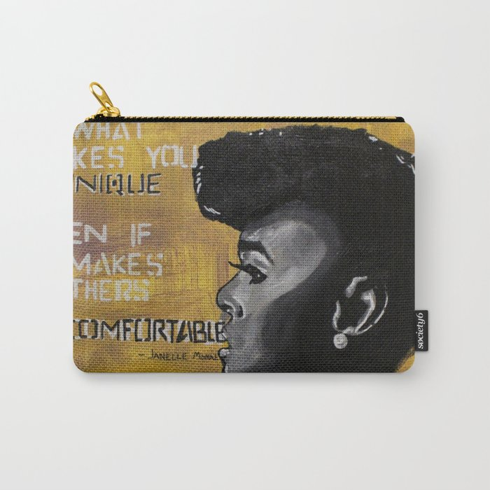Monae Carry-All Pouch