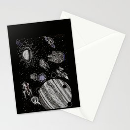 The Ultimate Alliance Stationery Cards