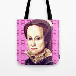 Mary Tudor, Mary I of England Tote Bag