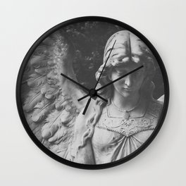 Angel no. 1 Wall Clock