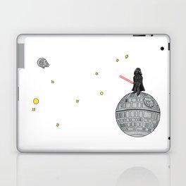Le Petit Vader Laptop & iPad Skin