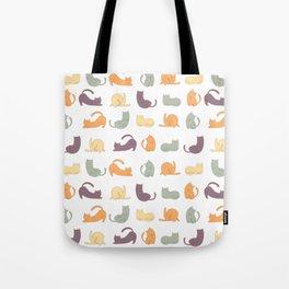 Cat day Tote Bag