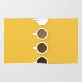 Coffee + Simplicity Rug