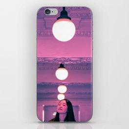 Pop Girl Light iPhone Skin