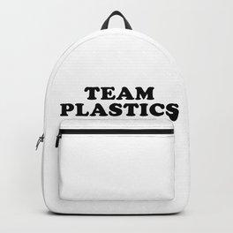 TEAM PLASTICS Backpack