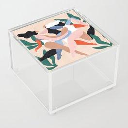 Take time to dance Acrylic Box