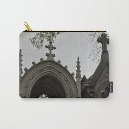 The Grey Grandeur Carry-All Pouch