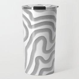 Watercolor strokes Travel Mug