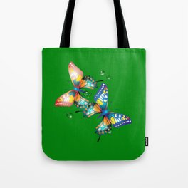 Schmetterlinge Tote Bag