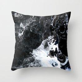 Currents pt. 1 Throw Pillow