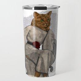 La Grande Dame, Couture Kitty Travel Mug